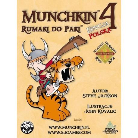 Munchkin 4 - Rumaki Do Paki
