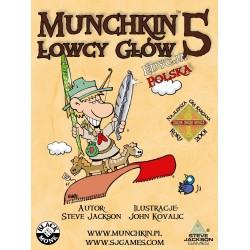 Munchkin 5 - Łowcy Głów