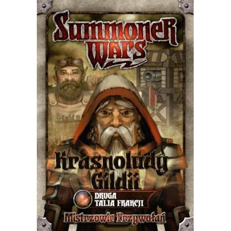 Summoner Wars -  Krasnoludy Gildii - Druga Talia
