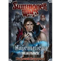 Summoner Wars - Talia Frakcji - Najemnicy