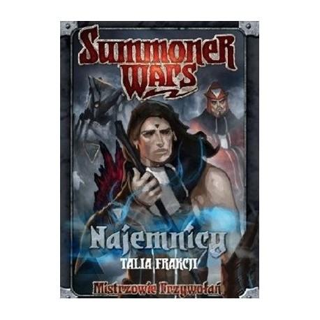 Summoner Wars - Talia Frakcji - Najemnicy