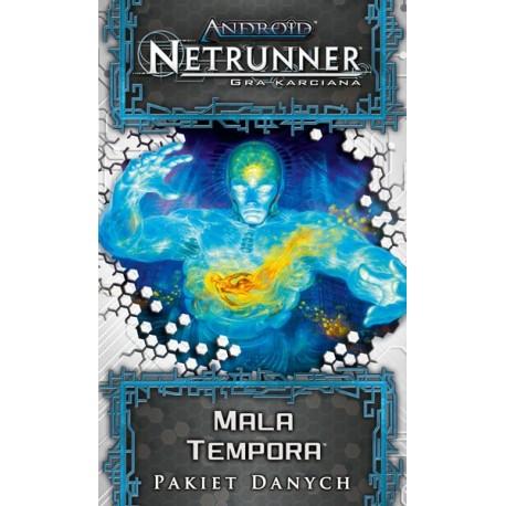 Mala Tempora - Android: Netrunner LCG (edycja polska)