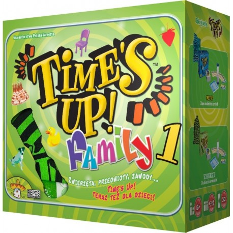 Time's Up Family (2020)