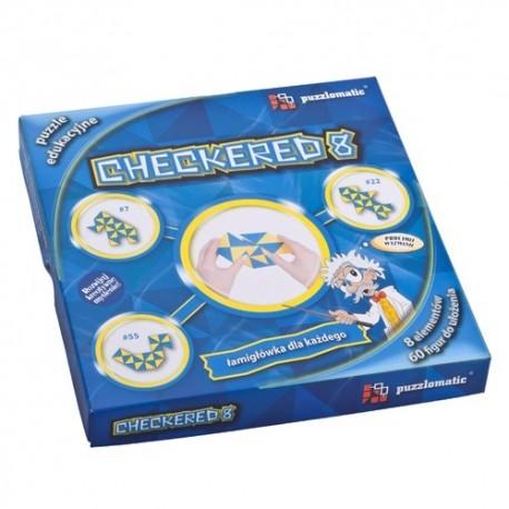 Puzzlomatic seria Checkered 8