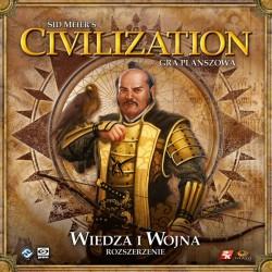 Sid Meier's Civilization: Gra planszowa - Wiedza i Wojna