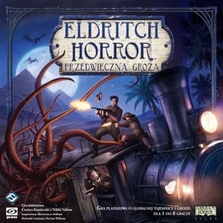 Eldritch Horror Przedwieczna Groza