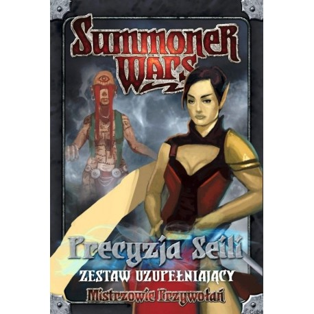 Summoner Wars: Precyzja Seili - Zestaw Uzupełniający