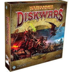 Warhammer: Diskwars - zestaw podstawowy PL