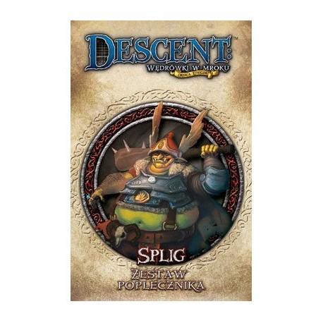 Descent: Splig - zestaw poplecznika DnŻ