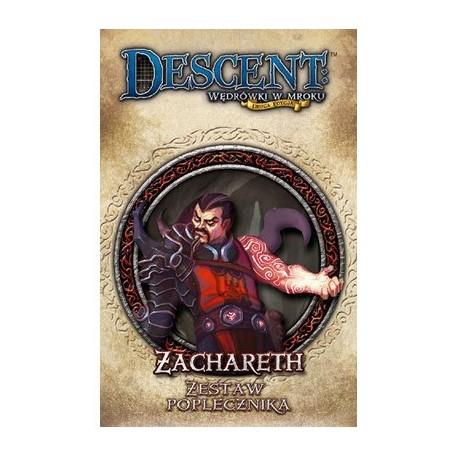 Descent: Zachareth - zestaw poplecznika DnŻ