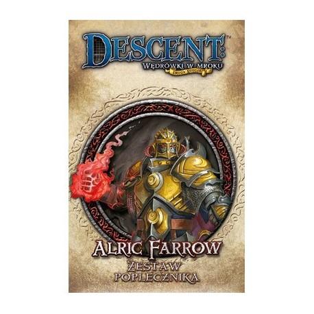 Descent: Alric Farrow - zestaw poplecznika DnŻ