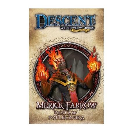 Descent: Merick Farrow - zestaw poplecznika