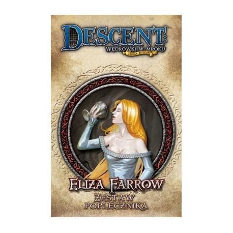 Descent: Eliza Farrow- zestaw poplecznika DnŻ