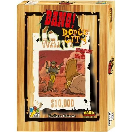 Bang! dodatek Dodge City! (edycja polska)