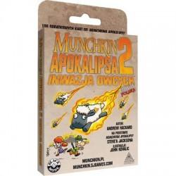 Munchkin Apokalipsa - Inwazja Owcych