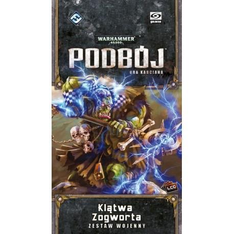 Warhammer 40 000: Podbój LCG - Klątwa Zogworta