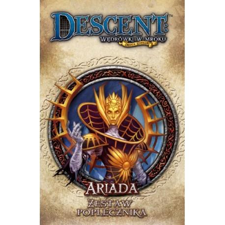 Descent: Ariada - zestaw poplecznika DnŻ