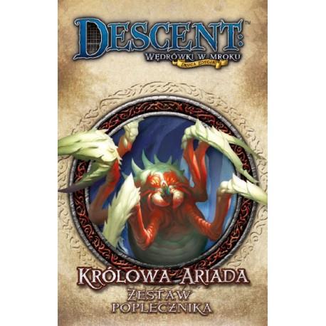 Descent: Królowa Ariada - zestaw poplecznika DnŻ