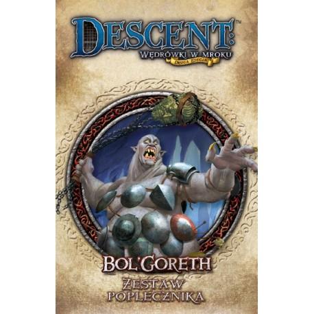 Descent: Bol'Goreth - zestaw poplecznika DnŻ