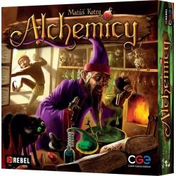 Alchemicy (Alchemists) + karta promo Pierścień przysługi