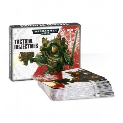 Wh40K Tactical Objectives (English) 7ed