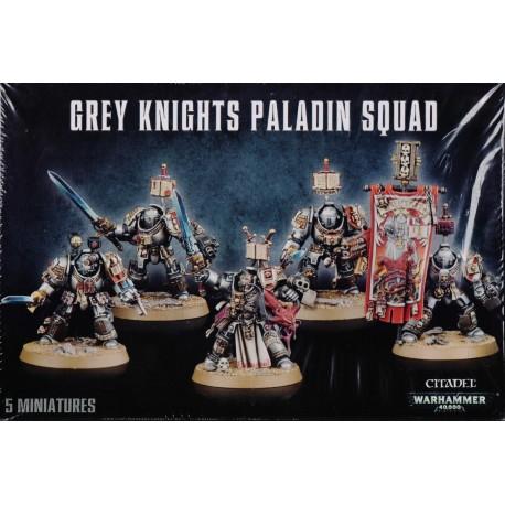 Grey Knights Brotherhood Terminator Squad