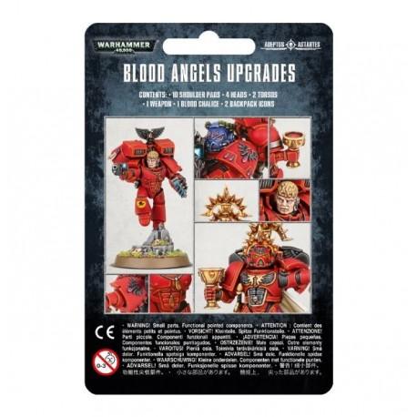 Space Marines Blood Angels Upgrades