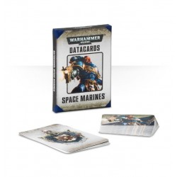 Datacards: Space Marines (English) 7th edition