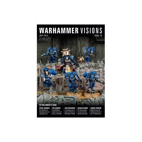 Warhammer: Visions 18 ENG