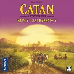 Catan: Kupcy i Barbarzyńcy z Catanu (nowa edycja)