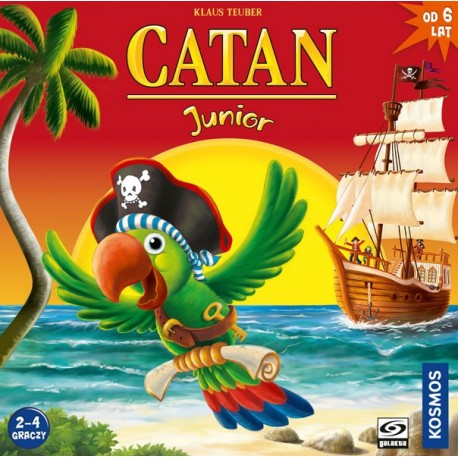 Catan - Junior (nowa edycja)