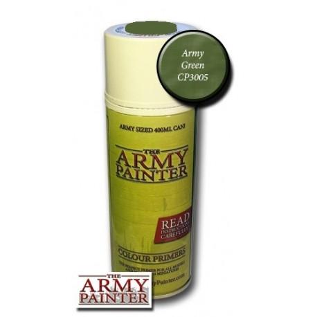 Army Painter Primer Army Green (spray)