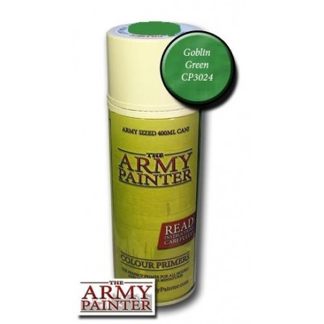 Army Painter Primer Goblin Green (spray)