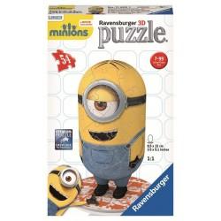 Puzzle kuliste - Minionki