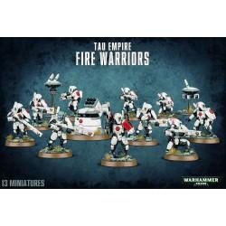 Tau Fire Warriors Strike Team/Breacher Team