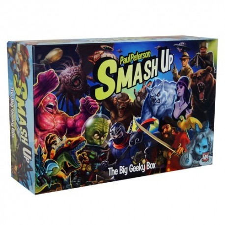 Smash Up! - Big Geeky Box