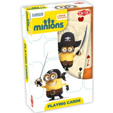 Minionki: Karty do gry Minions