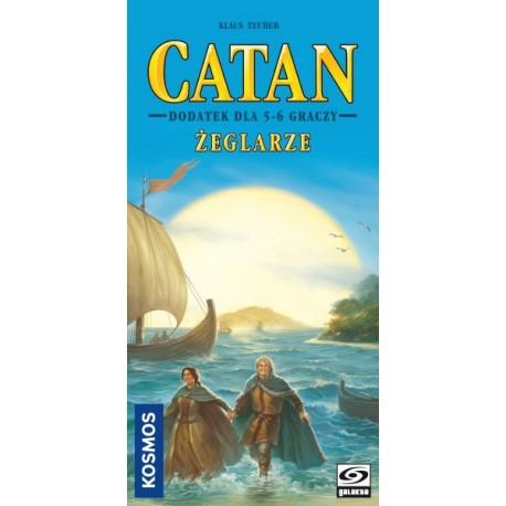 Catan: Żeglarze - Dodatek dla 5-6 graczy