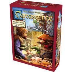 Carcassonne Kupcy i Budowniczowie (druga edycja)