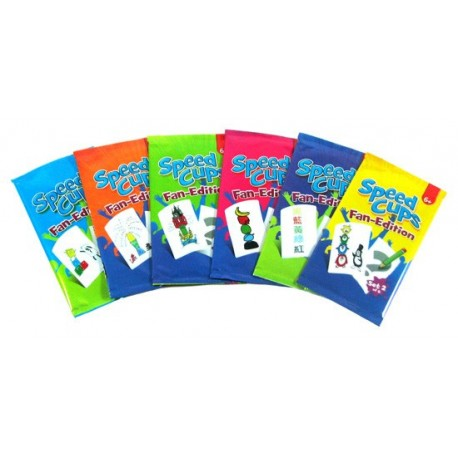 Speed Cups - karty dodatkowe set 6